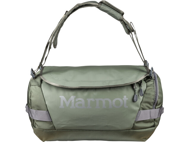 Marmot Long Hauler Duffel Bag Small, crocodile/cinder